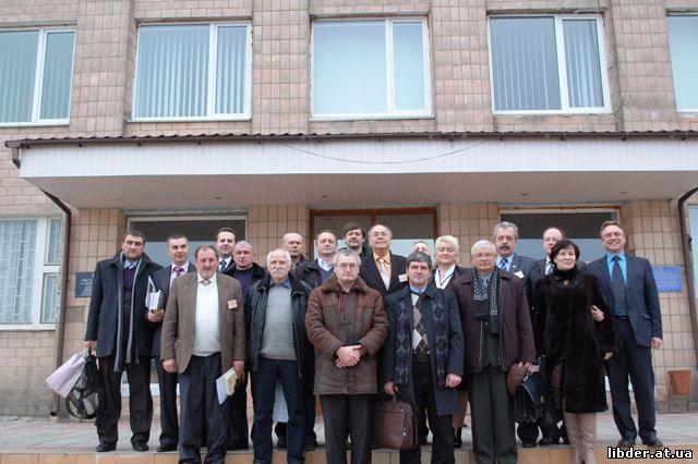21 березня 2013 року в м. Деражні відбулася Всеукраїнська науково - практична конференція /